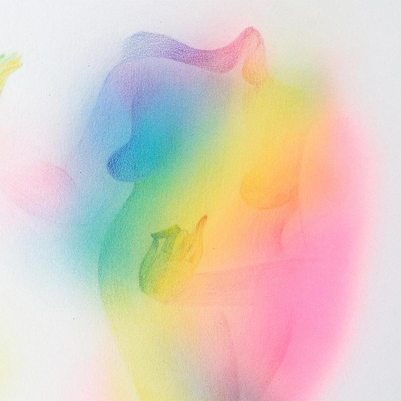 Hanna Lee Joshi - Dance With Me Before I Fade Away (Detail 2)