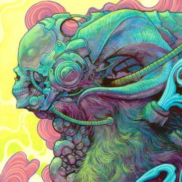 Iannocent - Soul Machine (Detail 1)