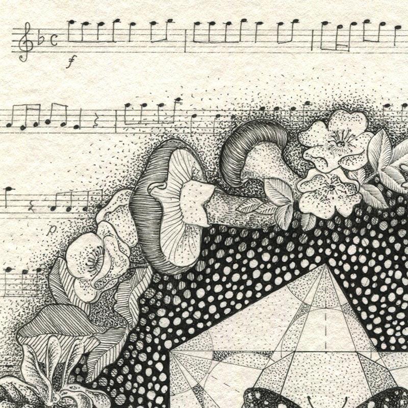 Inge Vandormael - Autumn (Detail 1)