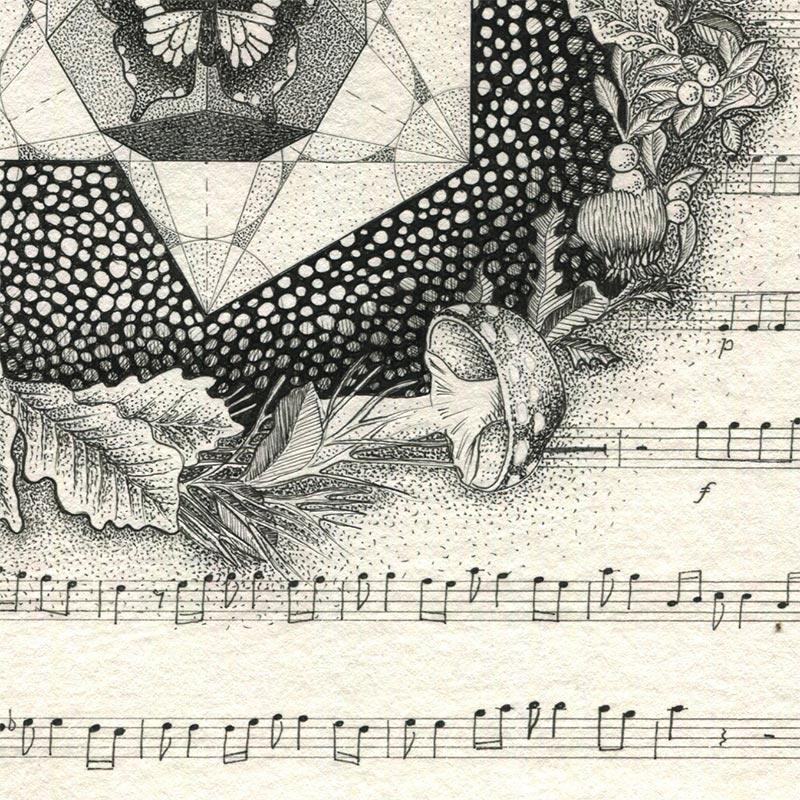 Inge Vandormael - Autumn (Detail 3)
