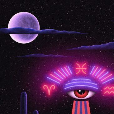 Josh Courlas - Pisces Twilight (Detail 1)