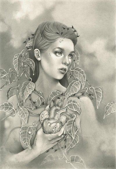 Justya S. Lewandowska - Symbiosis