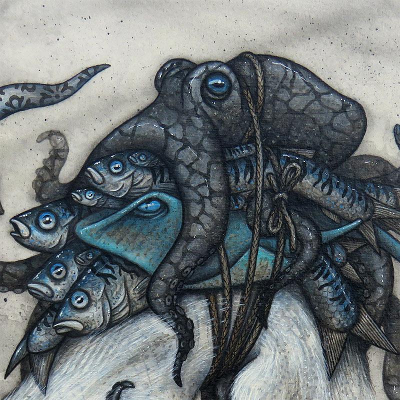 Kaitlin Beckett - Ends Meet (Detail 2)