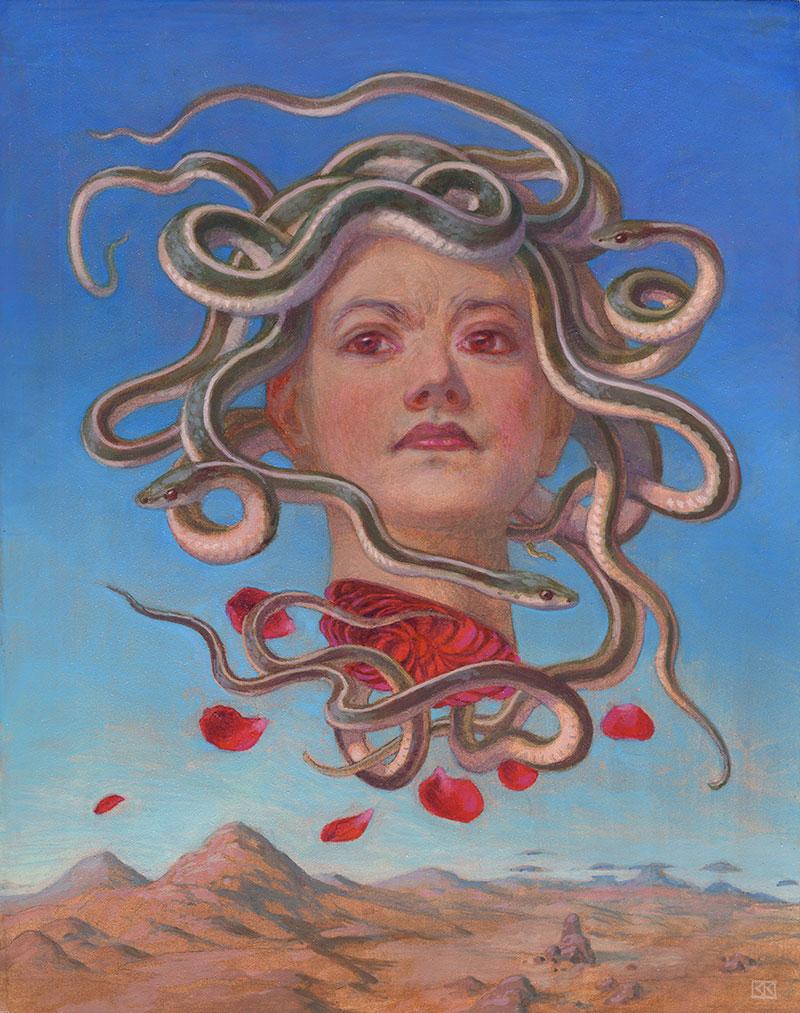 Kristin Kwan - Medusa