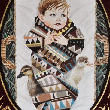 Mariajose Gallardo - Moses (Detail 1)