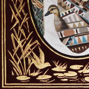 Mariajose Gallardo - Moses (Detail 3)
