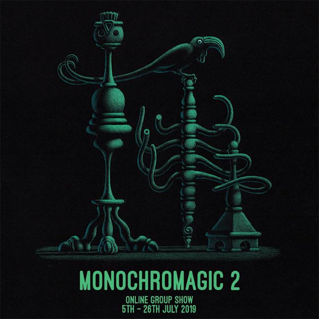 Monochromagic 2 - Shop Thumbnail (Daniele Castellano)