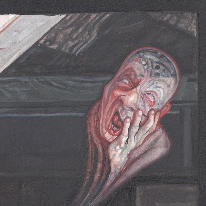 Mow Skwoz - Hide (Detail 2)