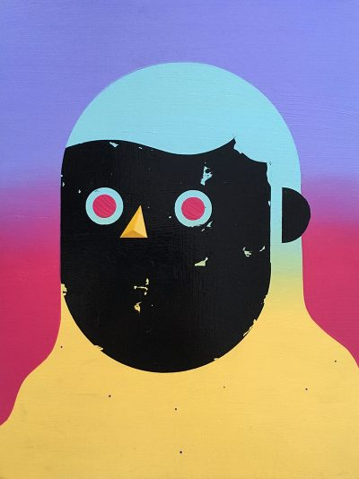Niels de Jong - The Masks We Make To Show Who We Are