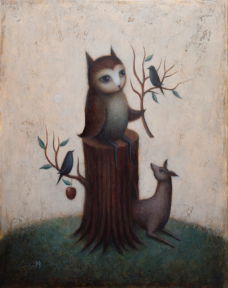 Paul Barnes - The Order of The Owl