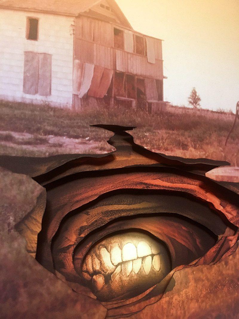 Alex Eckman-Lawn - Sinkhole (Detail 1)