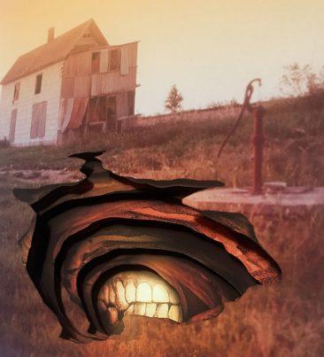 Alex Eckman-Lawn - Sinkhole (Detail 2)