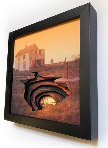 Alex Eckman-Lawn - Sinkhole (Frame Side)