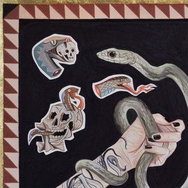 Mariajose Gallardo - Lilith (Detail 1)