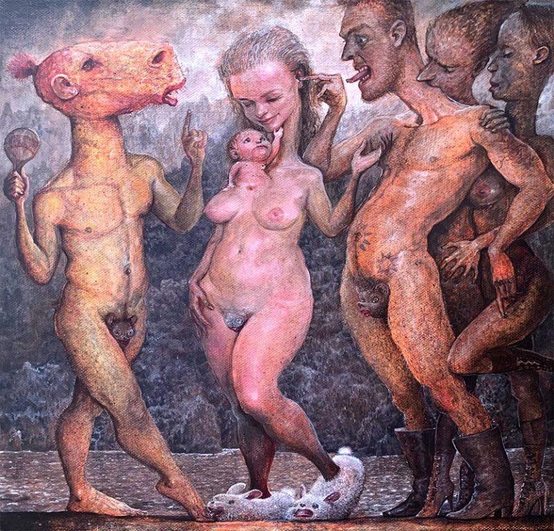Scott G. Brooks - Demon Dance