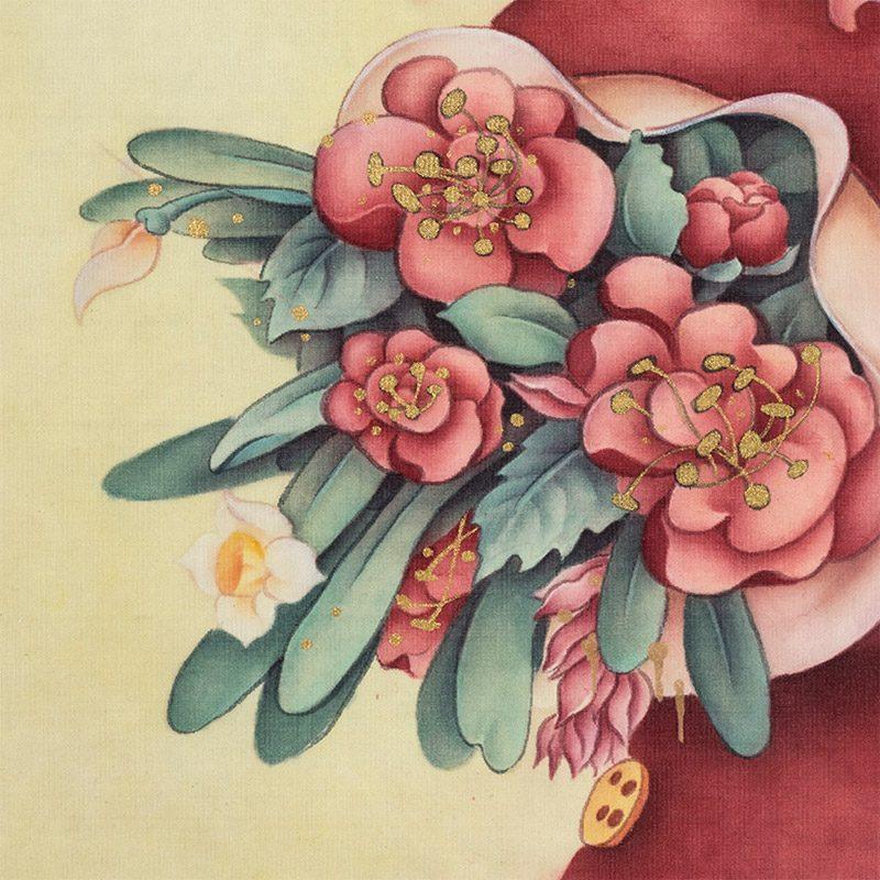 Alice Lin - Wildheart #2 (Detail 1)