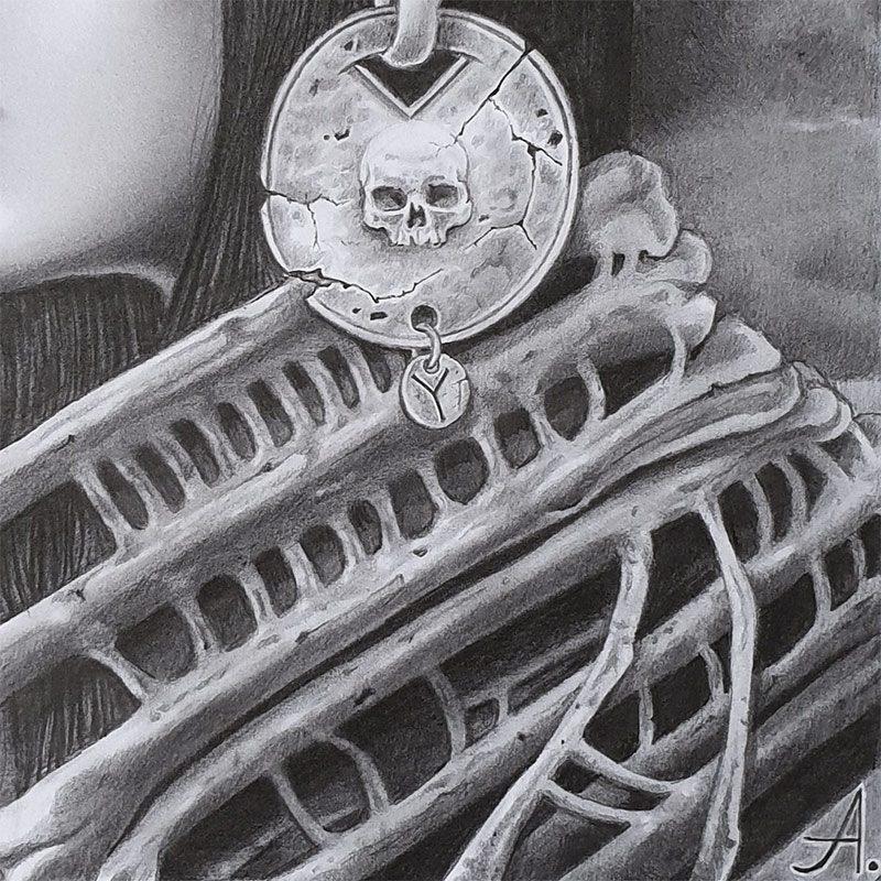 Amelia Hofsteede - Volition (Detail 2)