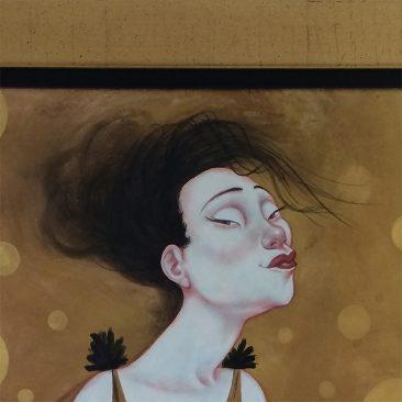 Anita Kunz - No Time Toulouse (Detail 1)