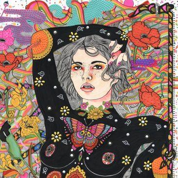 Cassidy Marietta - Apophenia (Detail 1)