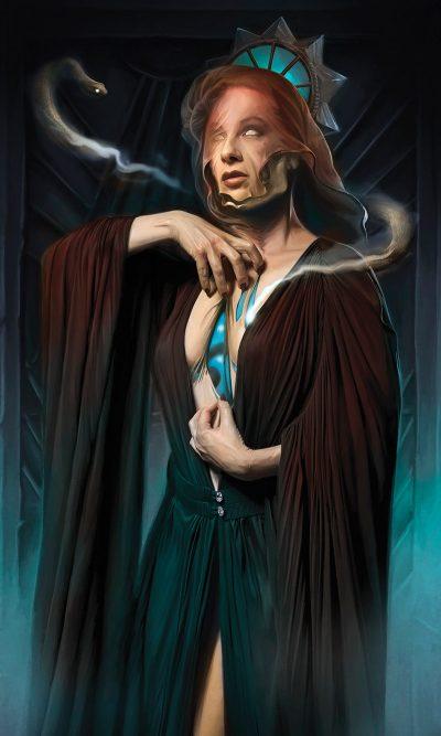 David Seidman - The Serpent Within
