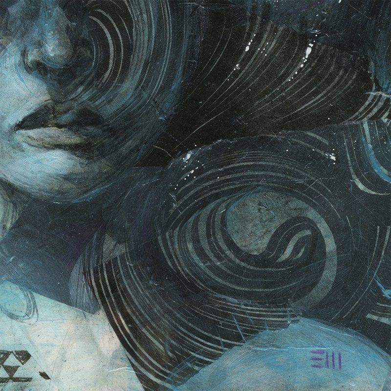 Eli Minaya - Atabey: Dream (Detail 2)