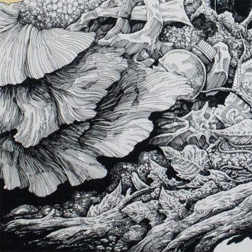 Iannocent - The Broken Gold (Detail 2)