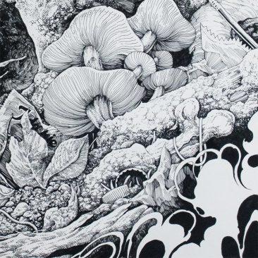 Iannocent - The Broken Gold (Detail 3)
