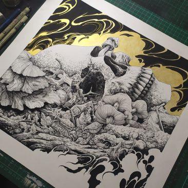 Iannocent - The Broken Gold (Side 1)