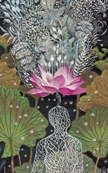 Ila Rose - In Bloom (Detail 1)