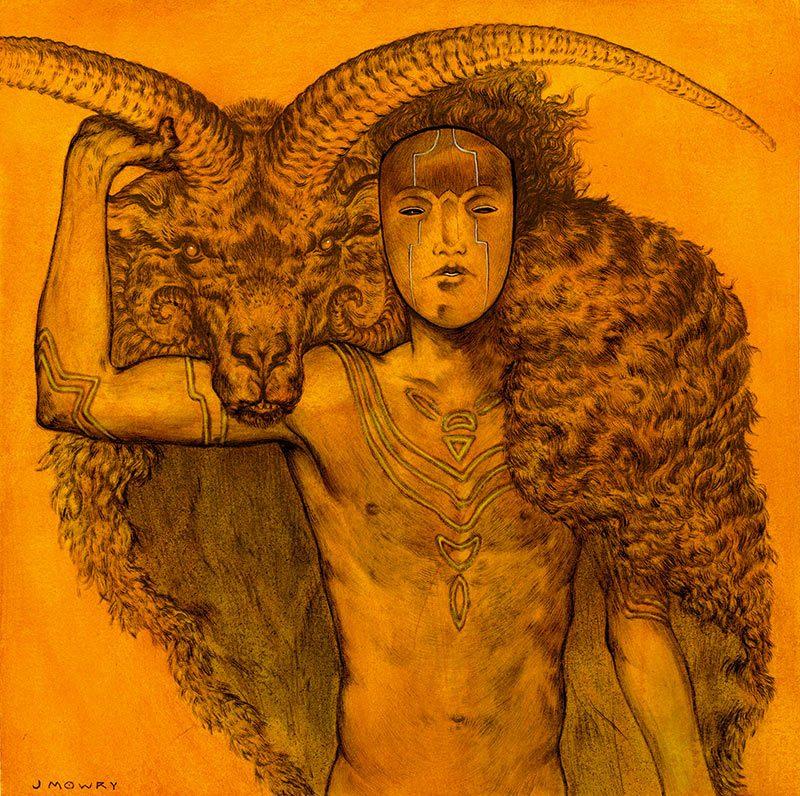 Jason Mowry - The Golden Fleece