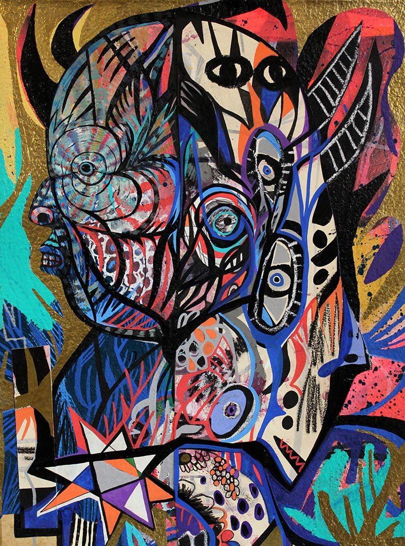 Jon Todd - Two Faced Devil