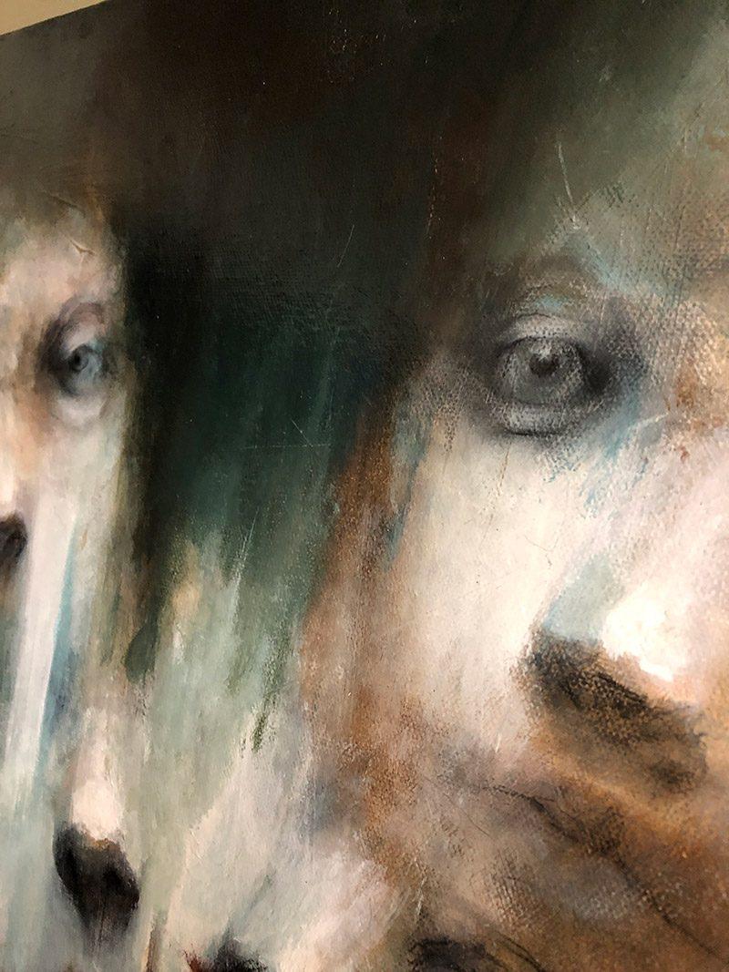 M. E. Tumulty - The Faces (Close-up 2)