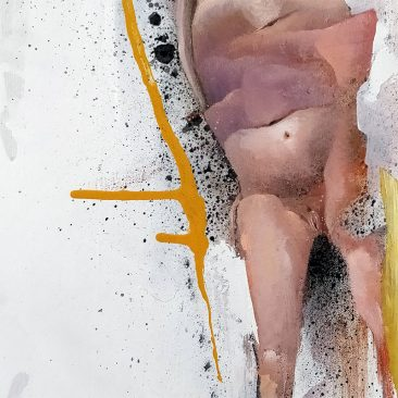 Philip Bosmans - Metamorfose 1 (Detail 2)