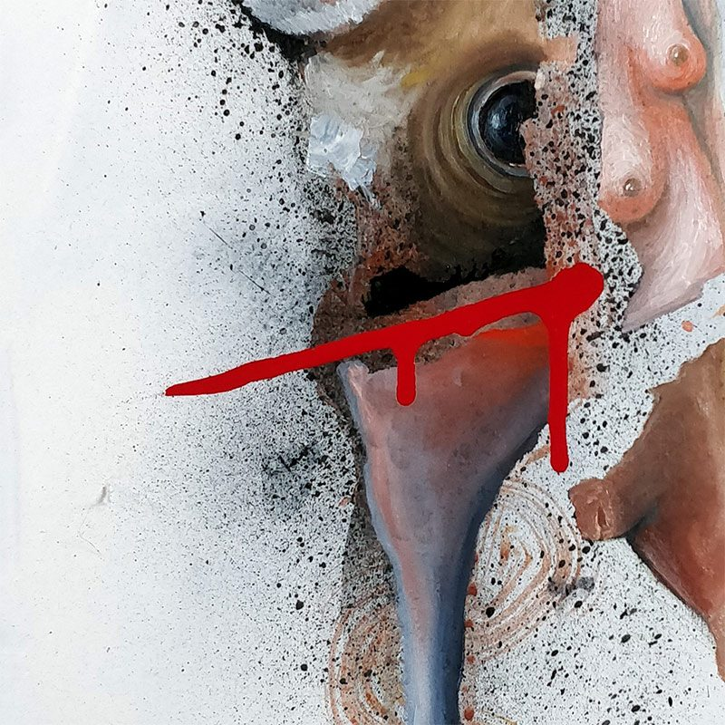 Philip Bosmans - Metamorfose 2 (Detail 2)