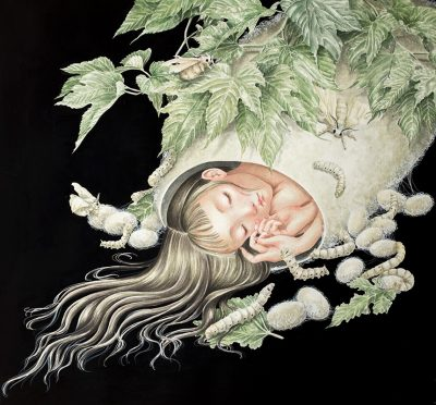 Phuong Nguyen - A Moth's Dream