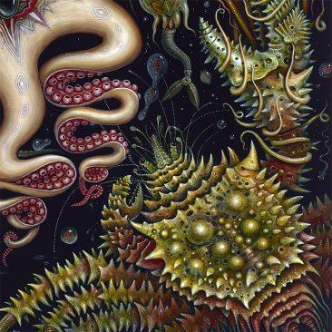 Robert Steven Connett - SEAFAUNA (Detail 4)