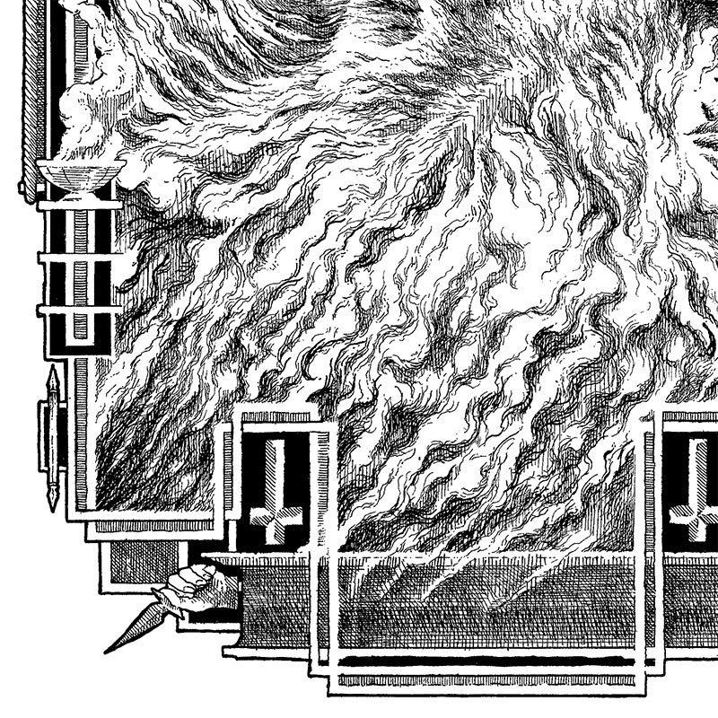 Septian Fajrianto - The Gray (Detail 2)