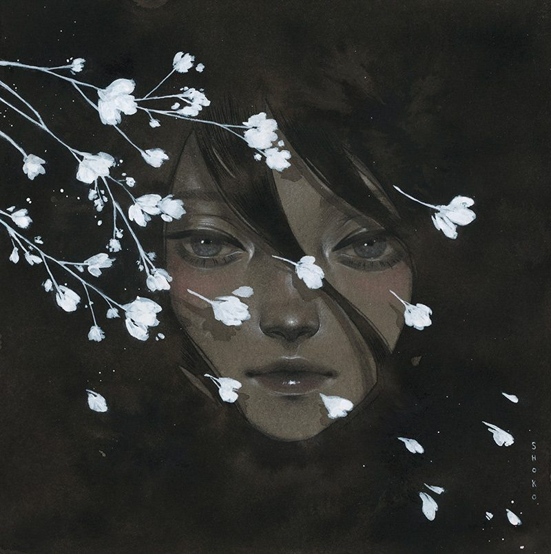 Shoko Ishida - Before the Night Falls