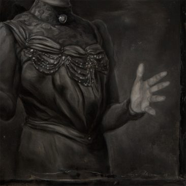 Sonya Palencia - Song of the Dead (Detail 2)
