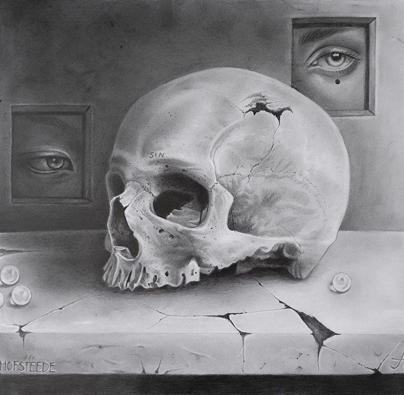 Amelia Hofsteede - Still Death