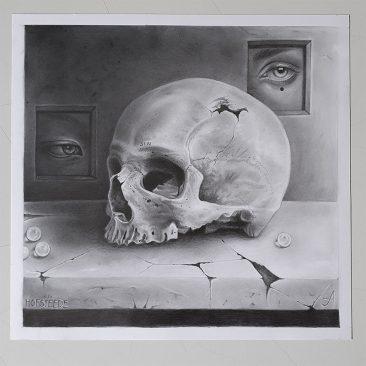 Amelia Hofsteede - Still Death (Border)