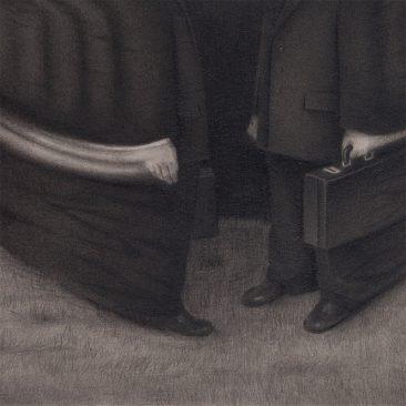 Carlos Fdez - The Loop Man (Detail 2)