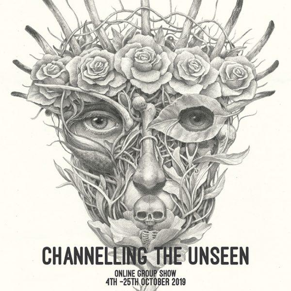Channelling the Unseen - Shop Thumbnail - John Walker