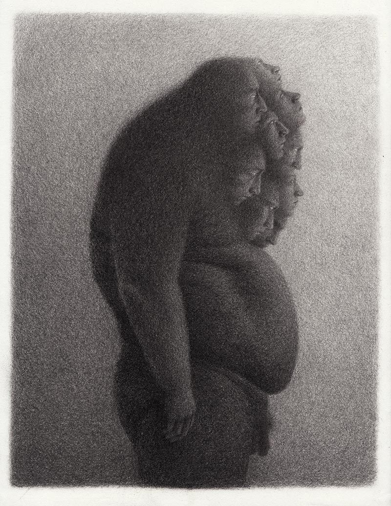 David Alvarez - Monuments of the Psyche
