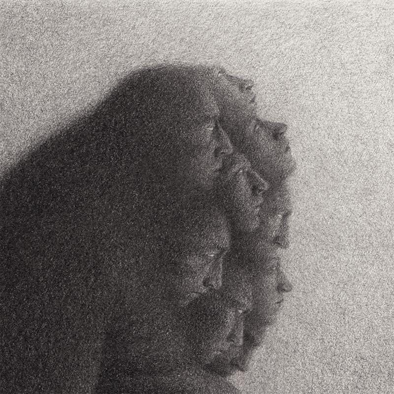 David Alvarez - Monuments of the Psyche (Detail 1)