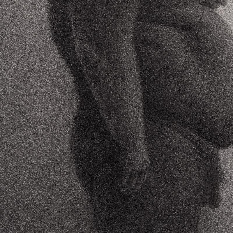 David Alvarez - Monuments of the Psyche (Detail 2)