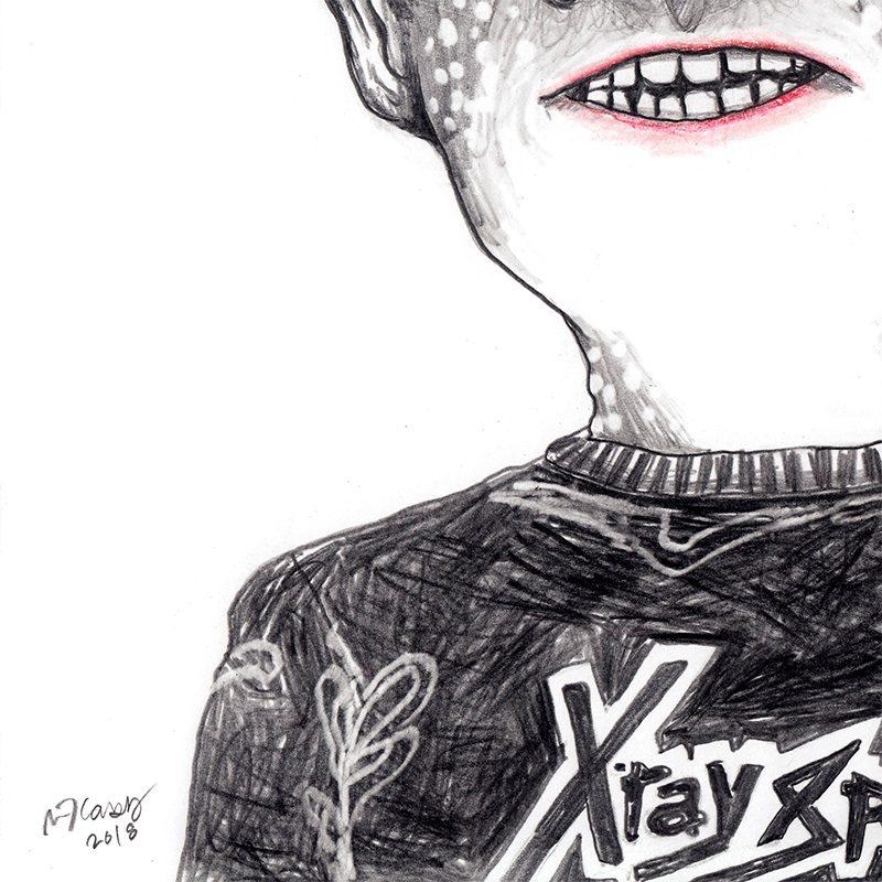 John Casey - Spex (Detail 2)
