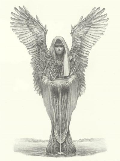 John Walker - Angel of the Tendril Weavers