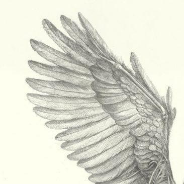 John Walker - Angel of the Tendril Weavers (Detail 1)