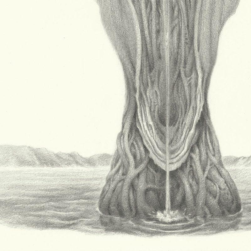 John Walker - Angel of the Tendril Weavers (Detail 3)
